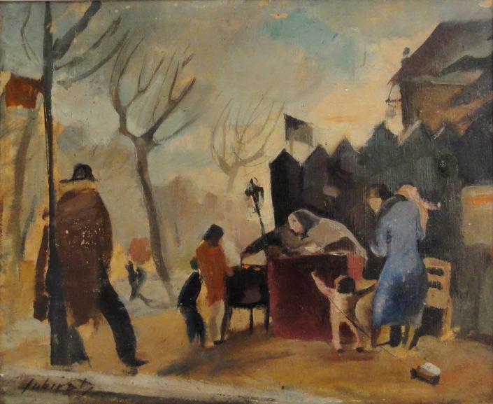 Josep Subirats - Barcelona - 1932 - Castanyera