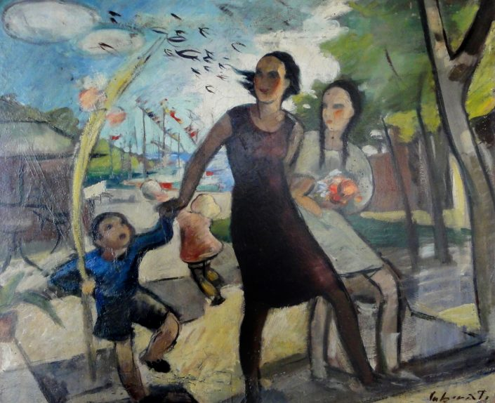 Josep Subirats - Barcelona - 1932 - Familia