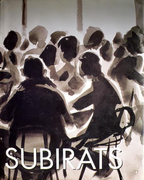 Subirats, J. (1998) Catàleg d'obres exposades. Olot: Fons d'Art.